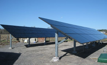 Ottawa Solar Power Client Portfolio Cottage Off Grid Solar